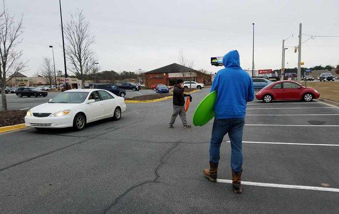 Sleds at Walmart